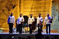 Oda müziğinin parlayan yıldızı BEGOA Ensemble Gümüşlük'teydi
