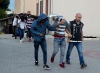 Adliyeye sevk edilen 21 kişiden 11'i tutuklandı