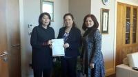 AK Parti Milas Kadın Kolları'nda görev değişikliği
