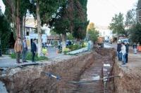 Bitez'de taşkın sorunu ÇÖZÜME KAVUŞUYOR