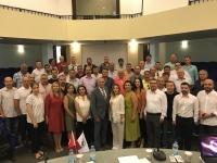 AK Parti Muğla  Milletvekillerinden  muhtar buluşmaları