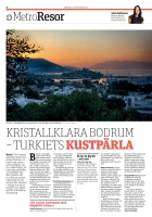 Bodrum'un eşsiz güzelliklerini İsveç'te tanıttılar