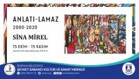 """""""Anlatı-lamaz (2000-2020) bugün açılıyor"""