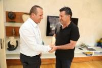 KKTC Turizm Bakanı Ataoğlu'ndan Kocadon'a ziyaret
