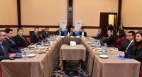 GEKA 112. Yönetim Kurulu Toplantısı yapıldı