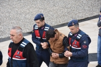 Ağaçların kesilmesiyle ilgili gözaltına alınan 3 zanlı tutuklandı