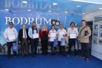 Bodrum Tanıtım Tırı'na Kocaeli'de teşekkür belgesi