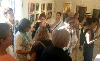 HGC Art Gallery'de Hülya Ersezgin