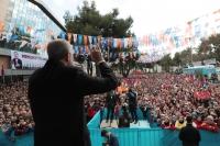 Erdoğan, Belediyeye Kızdı: Böyle Devam Ederse Vurur Geçeriz