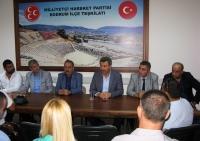 MHP Muğla Milletvekili Erdoğan: Milliyetçi Hareket Partisi büyük kurultayını yapacak, yoluna devam edecek