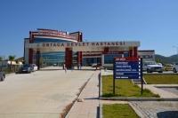 Ortaca yeni  hastanesine  kavuştu