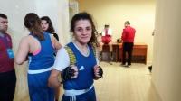 Türkiye'nin en iyi kadın boksörleri arasında bir Bodrumlu: Merve Sağlam