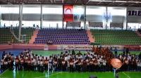 160 sporcunun katılımıyla Özel Olimpiyatlar Bölge Oyunları başladı