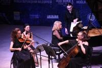 Piyanist İdil Biret, Muğla'da konser verdi