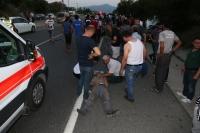 Yatağan'da trafik kazası: 5 yaralı