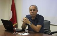 Prof. Mehmet Marangoz'dan MİTSO Meclis üyelerine ekonomik kriz önerileri: