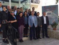 AK Parti Bodrum İlçe Teşkilatı 14 Mart Tıp Bayramı'nı kutladı
