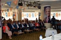 AK Parti Marmaris Başkanlığına Ülgen yeniden seçildi