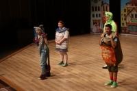 Çevre bilincine  müzikli tiyatro ile katkı