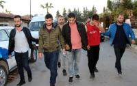 2'si yabancı uyruklu 4  organizatör gözaltına alındı