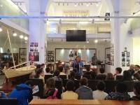 Müzede Mavi Sürgün