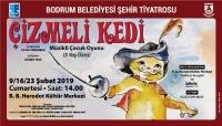 Bodrum Belediyesi Şehir Tiyatrosu  Şubat programı belli oldu