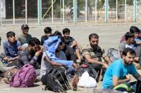 73 göçmen yakalandı