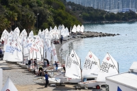 Yelken: 7. Bodrum Uluslararası Optimist Yarışları başladı