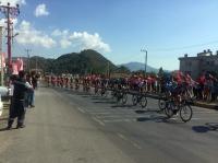 53. Cumhurbaşkanlığı Türkiye Bisiklet Turu  Fethiye ile Marmaris etabı tamamlandı