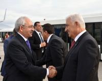CHP Lideri Kılıçdaroğlu Muğla'da
