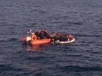 Akyarlar'da 21 düzensiz göçmen yakalandı