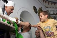 Muğla'da Sakal-ı Şerif ziyarete açıldı