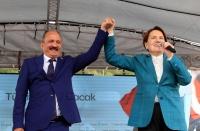 İYİ Parti Genel Başkanı Akşener, Muğla'da
