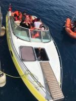 24 düzensiz göçmen yakalandı