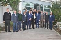 Vali Civelek BodrumDeniz TicaretOdası'nı ziyaret etti