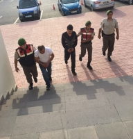 Bodrum'da 2 insan kaçakçısı yakalandı