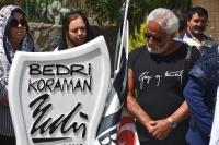 Karikatürist Bedri Koraman mezarı başında anıldı