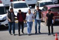 Biri cezaevi firarisi iki kişi tutuklandı