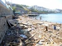 Hadise'nin İşlettiği Beach Club Yıkıldı