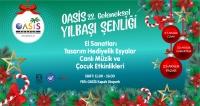 OASİS'TE ALIŞVERİŞ VE EĞLENCE BİR ARADA!