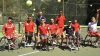 OYFEST Tekerlekli Sandalye  Türkiye Tenis Şampiyonası başlıyor