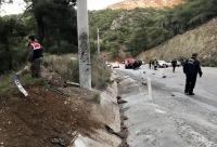 Fethiye'de trafik kazası: 1 yaralı