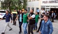 Adliyeye sevk edilen 5 zanlı tutuklandı