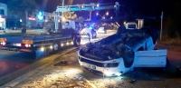 Bodrum'da 4 kişinin yaralandığı trafik kazası güvenlik kamerasına yansıdı