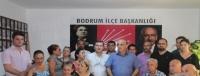 CHP Bodrum İlçe Yönetimi:Belediye  Başkanımızda CHPaidiyeti hala oluşamamış
