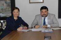 BODTO ile Ege Üniversitesi  Güçlendirme Vakfı arasında protokol