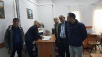 CHP İlçe Başkanı Recai Seymen Mazbatasını Aldı