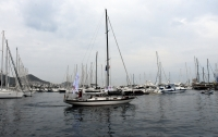The Bodrum Cup Yelken Yarışları-Yalıkavak Marina etabında yarıştı