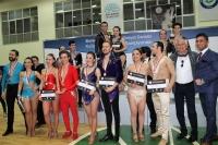 Muğlalı dansçılar Bursa'dan dereceyle döndü