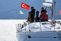 SCHÜCO-BAYK Kış Trofesi üçüncü ayak yarışları yapıldı